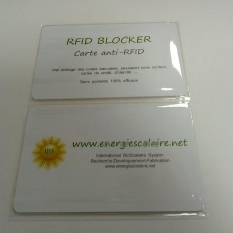 RFID Blocking Karten